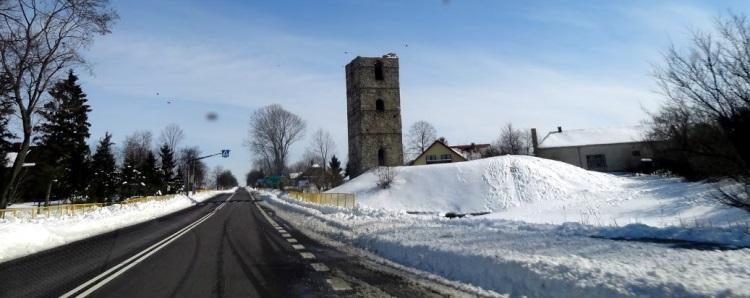 stawiokolice stolpie
